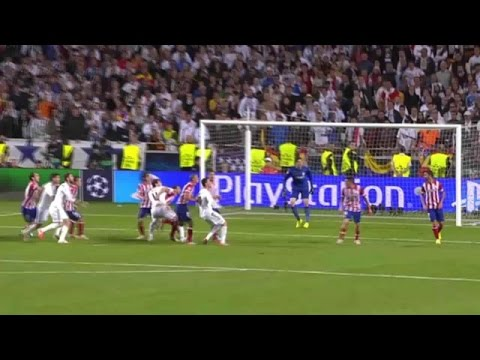 Real Madrid vs Atletico Madrid 1 1 full penalty shootout (5 3) Champions League final