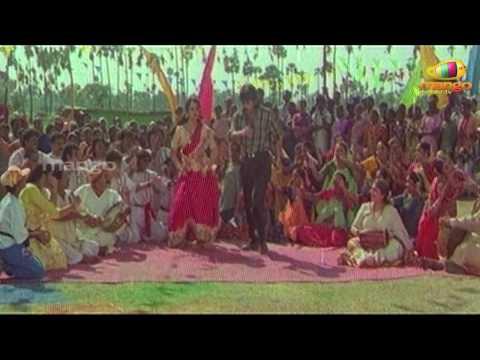 Ramudochadu  movie songs - maa palle repallanta song - nagarjuna soundarya ravali
