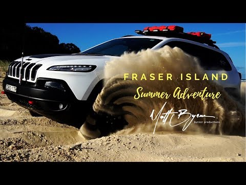 FRASER ISLAND - AMAZING Summer ADVENTURE