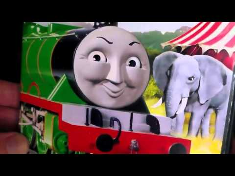 Thomas and Friends Home Media Reviews Episode 17 - The Gallant Old Engine