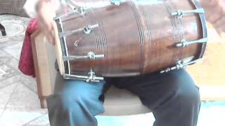 How to play dholak, lesson 13 Kaharwa bhajan new ढोलक पाठ १३ कहरवा