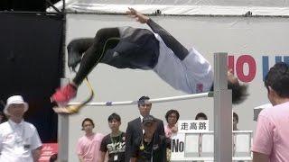 パラリンピック競技体験イベント.