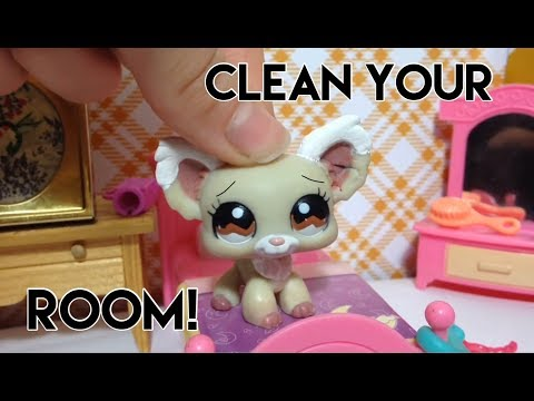 Clean Your Room! 😒 (Skit - 1K Special 🦄) | SugarySweetLPS ♡