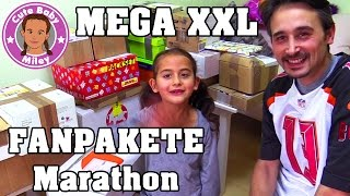 MEGA XXL Fanpakete Marathon - ALLE Pakete auf einmal !!! CuteBabyMiley