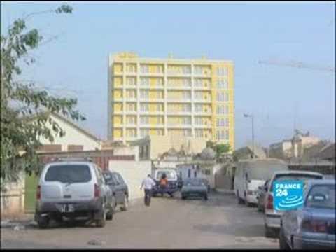 """Luanda, le """"Monaco de l"""