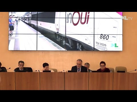 Mobilisation unitaire des élus landais pour la LGV Bordeaux-Dax