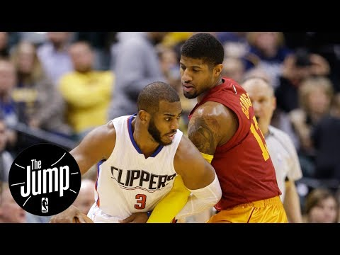 Chris Paul Trade To Rockets Leaves Door Open For Paul George | The Jump | ESPN