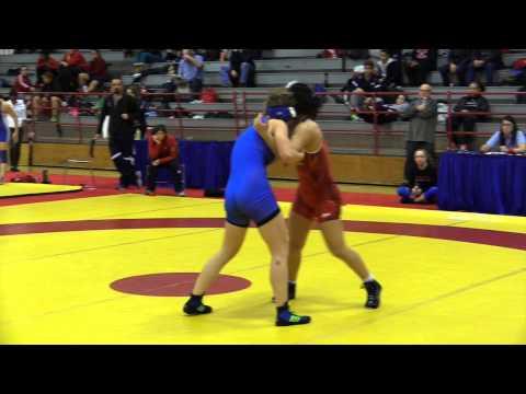 2015 Nordhagen Classic: 53 kg Jessica Medina vs. Kate Richey