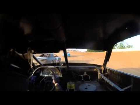 West Siloam Speedway FWD heat 2 (6-27-14)