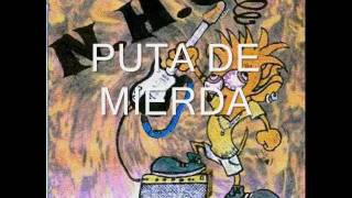N.H.O-PUTA DE MIERDA-PUNK ROCK