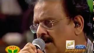 KAMBAN YEMANTHAN by SPB in GANESH KIRUPA Best Light Music Orchestra in Chennai