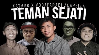 Download Mp3 Teman Sejati Brothers Acapella Cover By Vocafarabi Ft Fathur