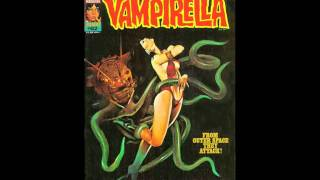 Hero Worship - Vampirella Covers (Warren Publishing - 1969 to 1983)