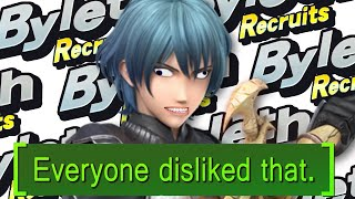 A Pretty Reasonable Byleth Reaction