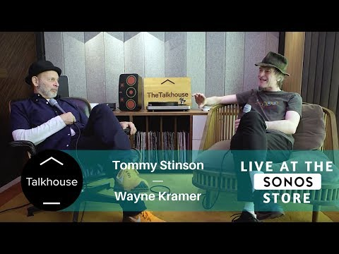 Live at Sonos: Tommy Stinson with Wayne Kramer