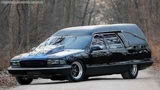 World's Fastest Hearse​ a 1300HP Chevy Caprice by AMS Performance (Photos)