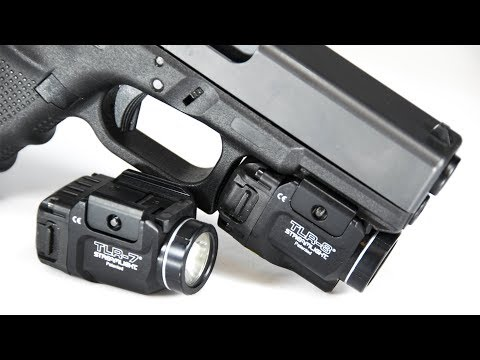 Streamlight TLR7 vs TLR8