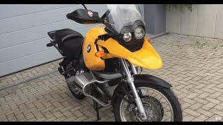BMW 1150 GS review