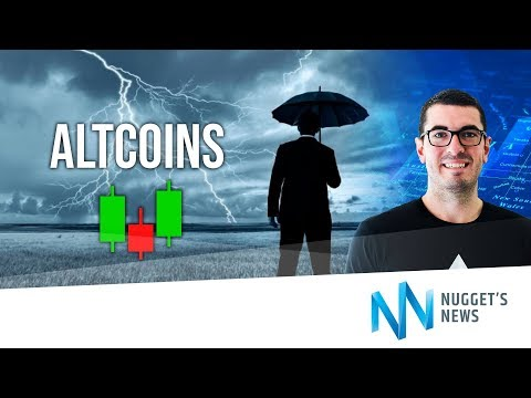 Bitcoin - Altcoin Correlation Explained - Part 2
