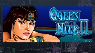 Queen of the Nile 2 online slots pokies free play preview