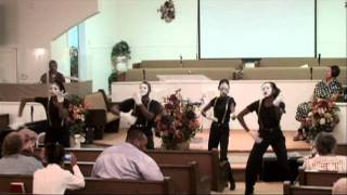 """YOUR TEARS"" (PRAISE DANCE) TOWER OF POWER MINISTRIES"