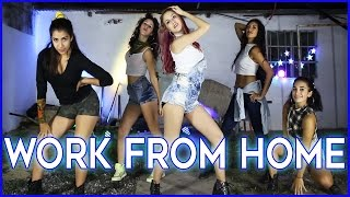 Fifth Harmony - WORK FROM HOME | Coreografía - A bailar con Maga