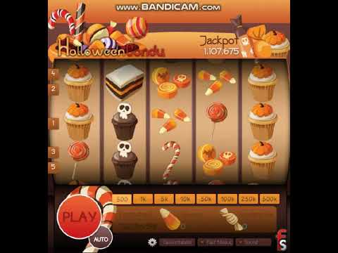 Halloween Candy Casino for Heroes from Casoony