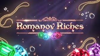 Romanov Riches Online Slot Promo
