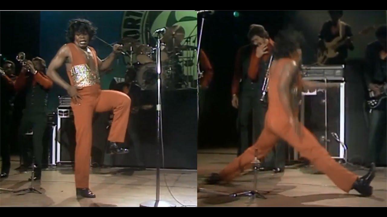 Download James Brown - Papa's Got Brand New Bag - Dance Performances