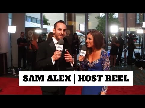 Sam Alex | Host Reel