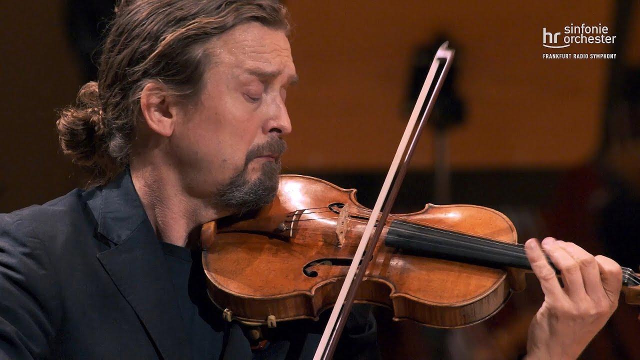 Beethoven: Violin Concerto – Christian Tetzlaff / Andrés Orozco-Estrada