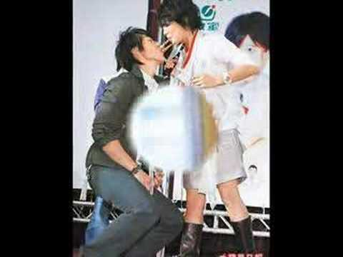hana kimi - ella and wu chun!!!Everytime we touch - YouTube