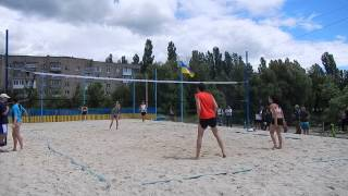 Кольвенко/Наумец - Корниенко/Сидоренко(, 2014-06-15T18:15:24.000Z)