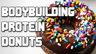The BEST Healthy Protein Donuts (