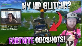 Svenska Fortnite Oddshots #23 - NY HP GLITCH!? (HIGHLIGHTS/FUNNY MOMENTS)