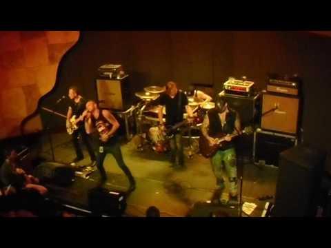 Saving Abel - Mississippi Moonshine live at Hooligans in San Antonio, Texas