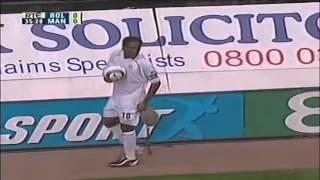 Jay Jay Okocha vs Manchester United - 2004 - (Home)