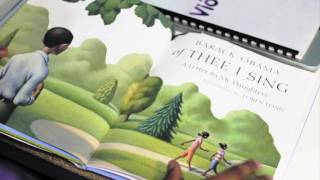 OF THEE I SING: A Letter to My Daughters -1st Vidbook