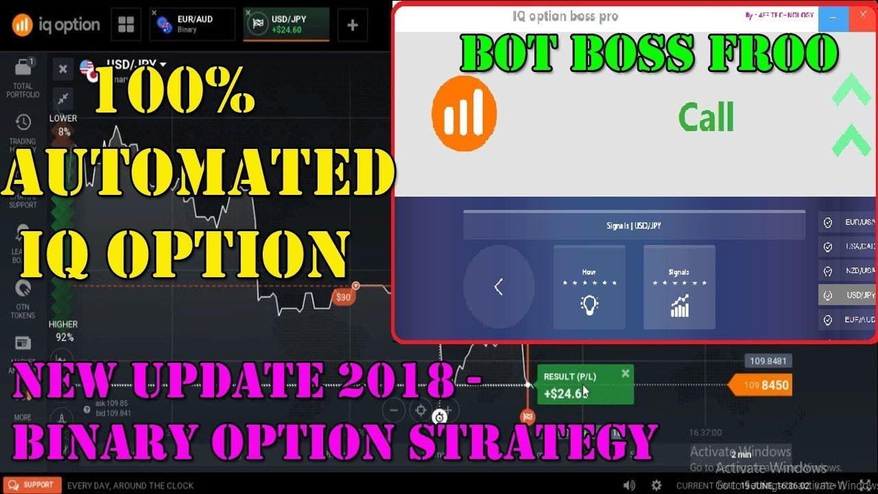 Binary option robot watchdog