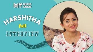 HARSHITHA Full Interview T.V Serial Actress  | Lakshmi Kalyanam Fame | Telugu | Tamil | Kannada | PJ