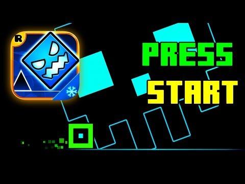 Geometry Dash: SubZero - Press Start [All Coins]