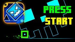 Geometry Dash SubZero Press Start All Coins