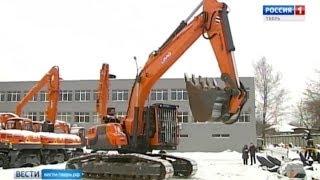 Тверской экскаваторный завод Эксмаш готовится к выставке в Москве