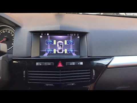 Обзор магнитолы MegaZvuk AD-2610 Opel Astra H Android 6.0.1