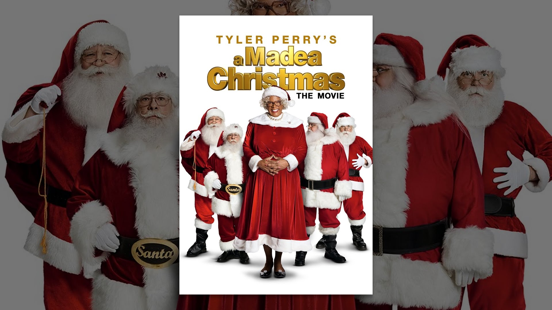 Download Tyler Perry's A Madea Christmas
