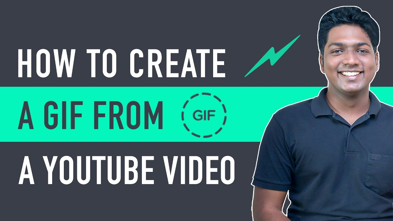 How to Create a GIF From a YouTube Video   In Just 60 Seconds