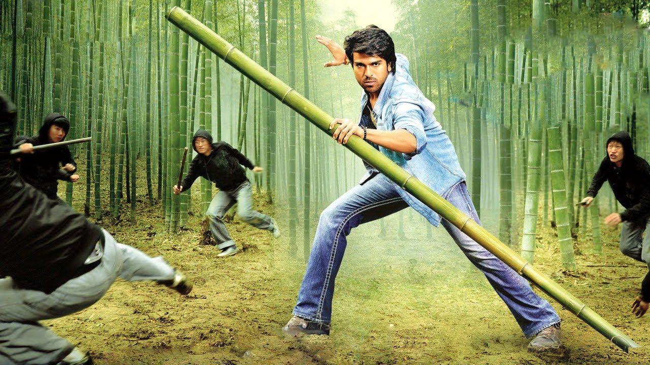 Download Ram Charan Most Popular Power Pack Action Scenes || التيلجو أفضل مشاهد العمل