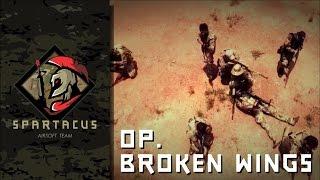 Op. BROKEN WINGS - Missão do Operador VANT