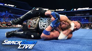 Samoa Joe becomes AJ Styles' SummerSlam opponent in vicious fashion: SmackDown LIVE, July 24, 2018