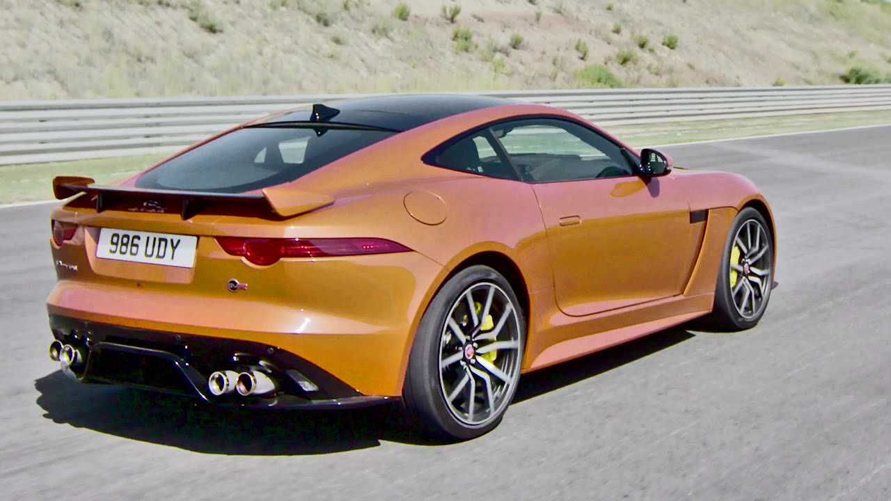 2017 jaguar f type svr 575ps dynamics youtube. Black Bedroom Furniture Sets. Home Design Ideas